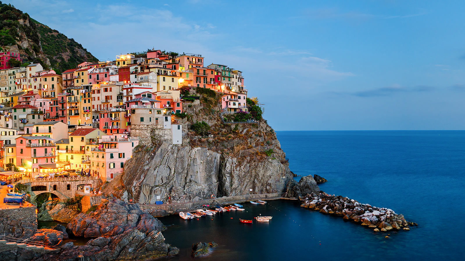 Cinque Terre National Park, northern Italy