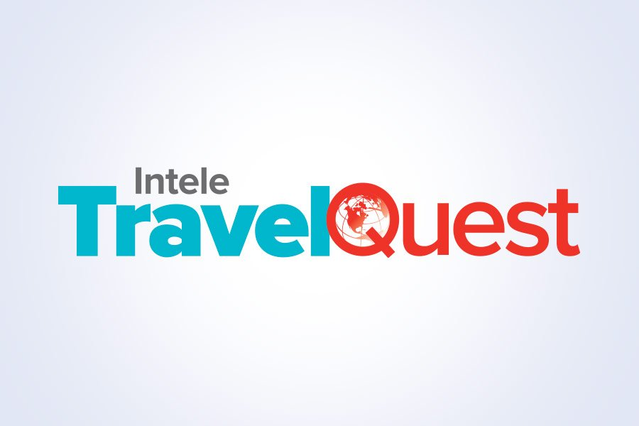 InteleTravelQuest Convention logo