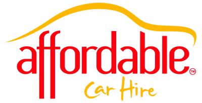 affordable car hire logo