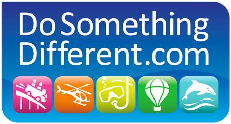 do something different logo