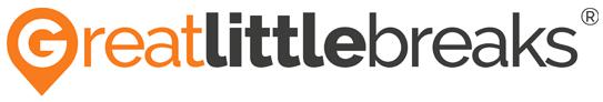 great little breaks logo
